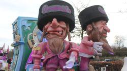 Joodse media aanwezig op Aalst carnaval, ook het Nederlandse NOS en Duitse ARD brengen verslag uit