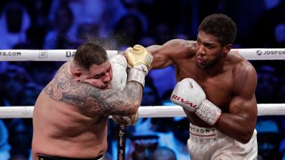 Anthony Joshua heeft revanche beet tegen Andy Ruiz in Clash on the Dunes