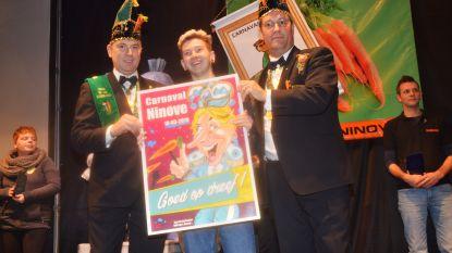 Zestigste carnavalsjaar wordt maandag officieel geopend