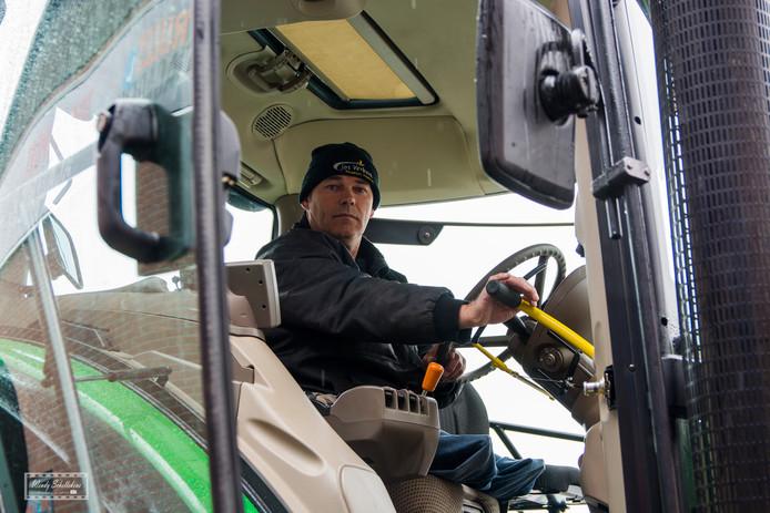 Tractor academie Norbert Heesakkers. Foto: Wendy Schellekens