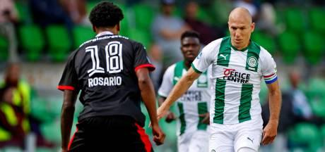 Black Friday bij FC Groningen: gesigneerde shirts Robben in de aanbieding