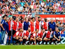 Vogelwaarde krijgt oud-Feyenoord op verjaardagsvisite