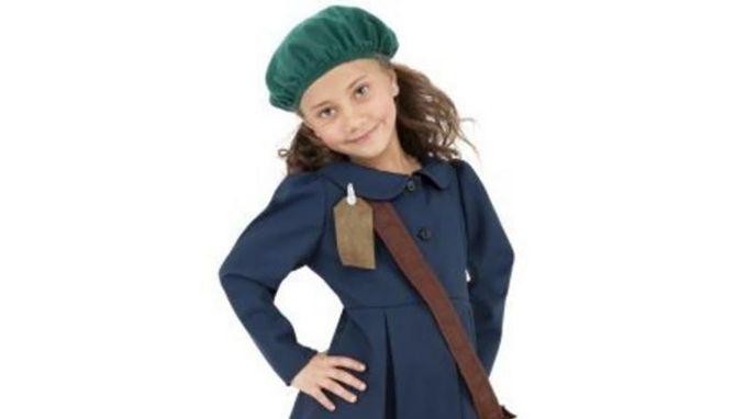 Amerikanen verkopen Anne Frank-pakje als halloweenkostuum