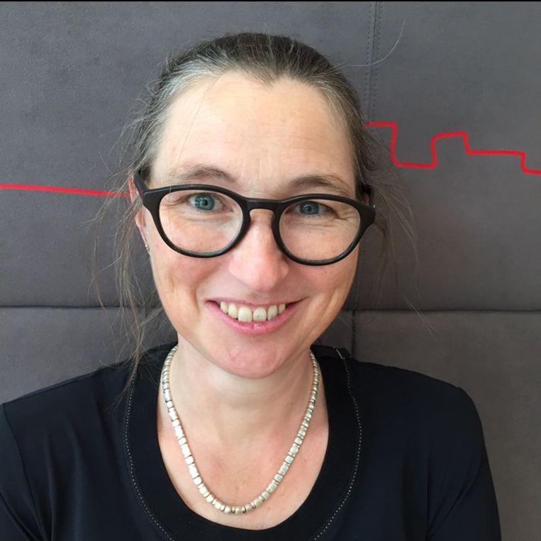 Anne de Rooij: waar halen ze het recht vandaan? Beeld