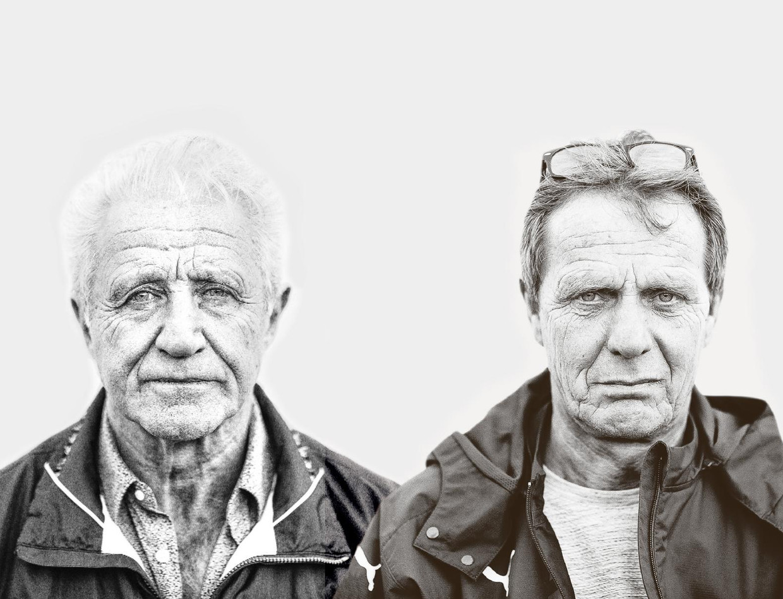 Jack Schollink en Peter Gatowinas zijn ervan overtuigd dat de getuigenissen van hun collega's in het proces over De Punt zijn voorbereid en afgestemd in opdracht van de overheid, om de opdrachtgevers van destijds 'de hoge heren in Den Haag' vrij te pleiten.