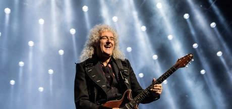 Queen-gitarist Brian May maakt 3D-boek over de maanlanding