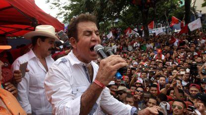 Tienduizenden Hondurezen eisen ontslag van president