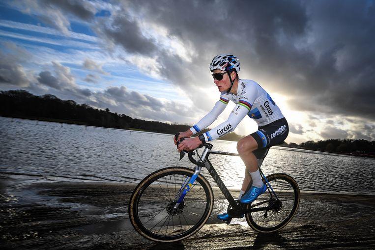 Mathieu Van Der Poel, vorig jaar in de Waaslandcross op De Ster.