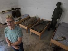 Zijn vader wilde er nooit over praten, daarom begint Johan (70) expositie over oorlogshistorie Fort Honswijk
