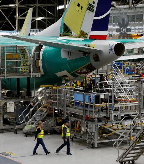 'Boeing probeerde testen van toestellen te beperken'