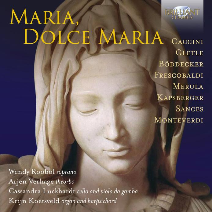 Maria, Dolce Maria, met Wendy Roobol.
