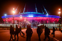 St-Petersbourg stadium.