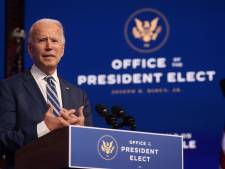 De komst van Biden is mooi, maar niet genoeg