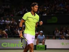 Nieuwe confrontatie tussen Nadal en Federer lonkt in Miami