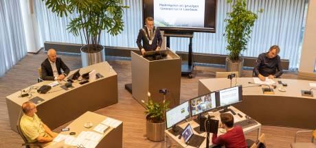 Online experiment gemeenteraad Laarbeek geslaagd