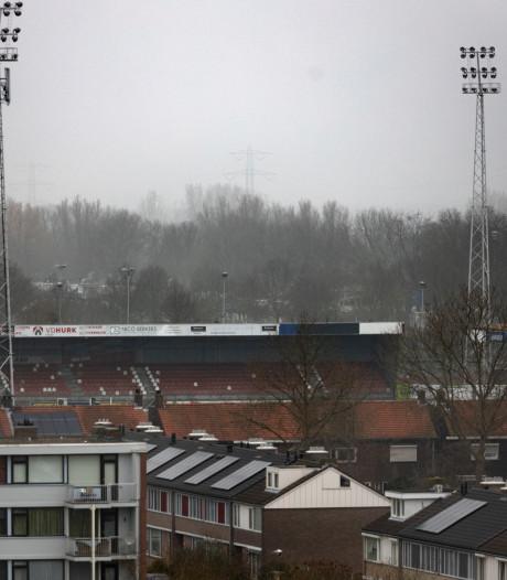 Stadionstichting Helmond deelt cijfers niet