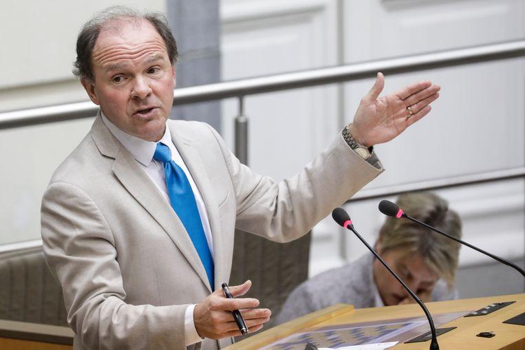 Vlaams minister van Sport Philippe Muyters (N-VA).