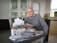 Kees Dam wil na zijn wonderbaarlijke genezing van kanker vooral voor gezin zorgen