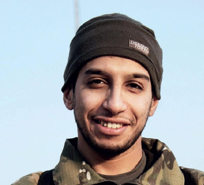 Abdelhamid Abaaoud.