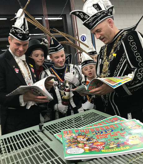 Vereniging raapt Kuussegatter in Veghel traditiegetrouw zelf bijeen