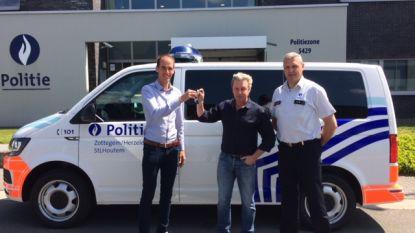 Politie kan terug met twee combi's op patrouille