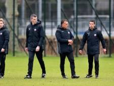 Nijholt vertrekt als assistent-trainer FC Utrecht
