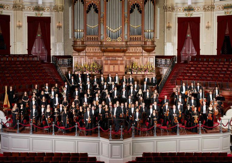 Als instappend musicus verdien je bij het Concertgebouworkest 4518 euro bruto per maand Beeld Anne  Dokter/Royal Concertgebouw Orchestra