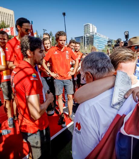 Delfts team treurt na dramatische ontknoping wereldkampioenschap: 'De titel lag voor het grijpen'