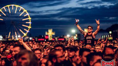 'Groentje' Volbeat laat oude rotten zien hoe het moet, Arch Enemy en Kreator beuken wei plat en Megadeth stelt teleur: dit was Graspop dag drie