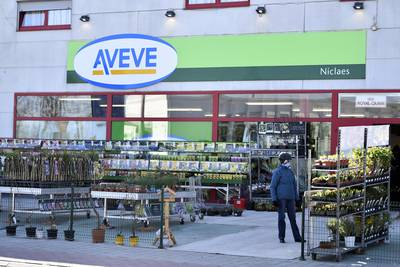 Certains magasins Aveve fermés suite à une cyberattaque