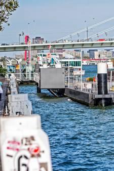 Willemskade groeit als station voor watervervoer