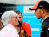 Lewis Hamilton veroordeelt racisme-uitspraken Ecclestone
