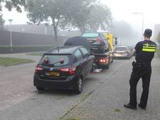 Inval in twee huizen in Tilburg: twee Satudarah-leden van bed gelicht