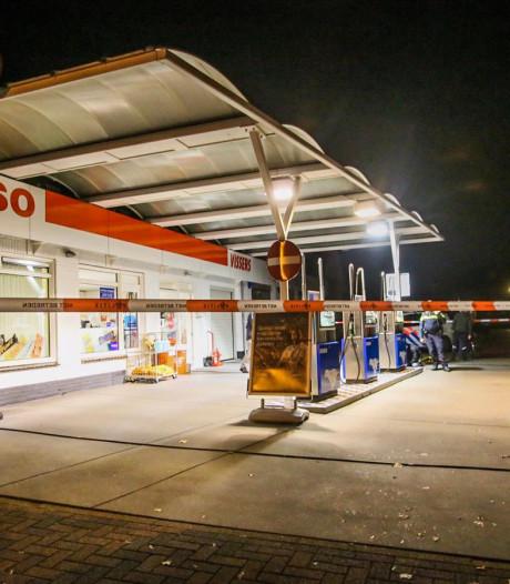 Overvaller tankstation Beek en Donk blijkt 17-jarige jongen, gewonde medewerker weer thuis