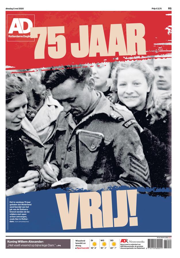 AD Rotterdams Dagblad.