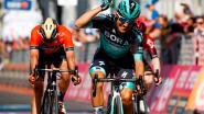 VIDEO. Bekijk hier de slotkilometer van de twaalfde Giro-rit