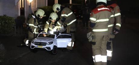 Accu van speelgoedauto zorgt voor consternatie in Sint-Michielsgestel
