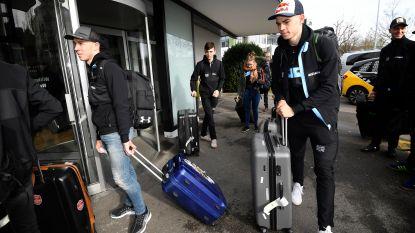 """Belgische veldritdelegatie aangekomen in Zwitserland, Van Aert: """"Ik kijk er enorm naar uit"""""""