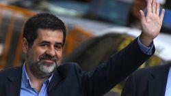 Spanje houdt twee Catalaanse separatistenleiders aan