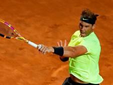 Rafael Nadal intraitable pour son retour