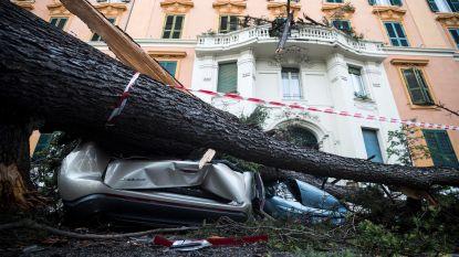 Italië zet zich schrap voor nieuw front van slecht weer: hoogste stormwaarschuwing blijft op veel plaatsen van kracht