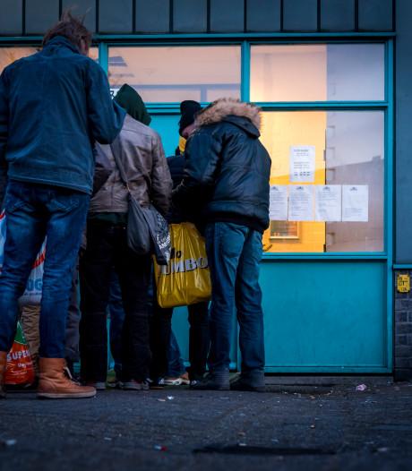 Gemist? Aantal daklozen verdubbeld en 17 'geldezels' opgepakt in Apeldoorn