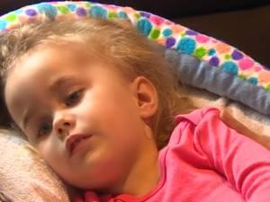 Appel aux dons pour la petite Zoélia,  atteinte d'une maladie rare