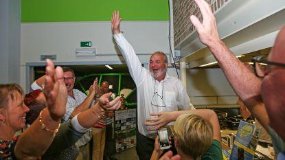 Na 18 jaar oppositie: Michel Vanderhasselt burgemeester van Ternat