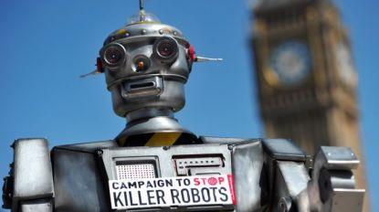 Ook regering wil internationaal verbod op 'killer robots'