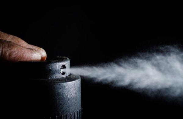 19-jarige Nederlander sterft na inhaleren deodorantspray