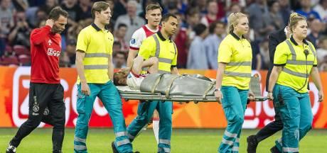 Veltman loopt 'ernstig knieletsel' op tegen VVV