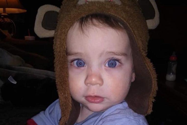 Loki Nicoli Sharp uit de Amerikaanse staat Arkansas zou op 3 januari twee jaar oud zijn geworden.