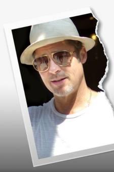 'Nog steeds niet gescheiden Brad Pitt en Angelina Jolie kibbelen over kinderen'