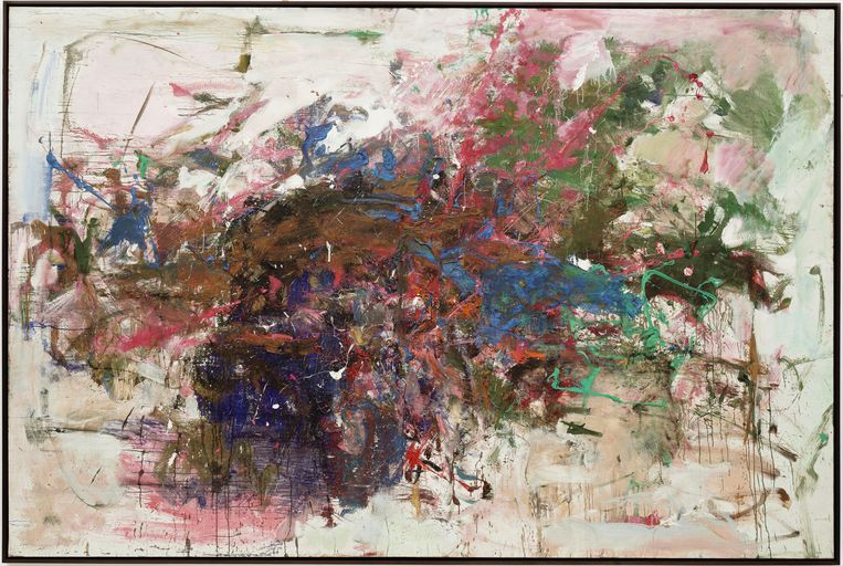 Joan Mitchell - Grandes Carrieres, 1961-62. Beeld © 2019. Digital image, The Museum of Modern Art, New York/Scala, Florence